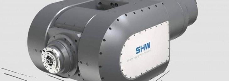 SHW Werkzeugmaschinen shows a spectacular array of novelties at the EMO