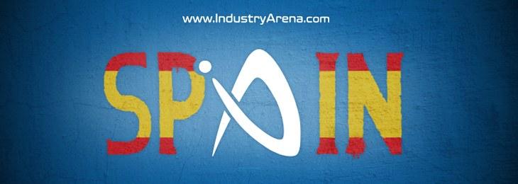 Spanish IndustryArena website online