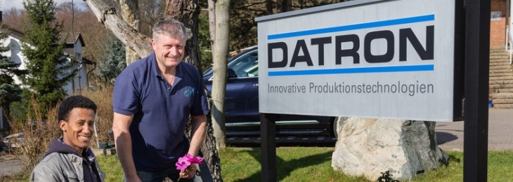 Integration in Practice: DATRON AG Creates Perspectives for the Future