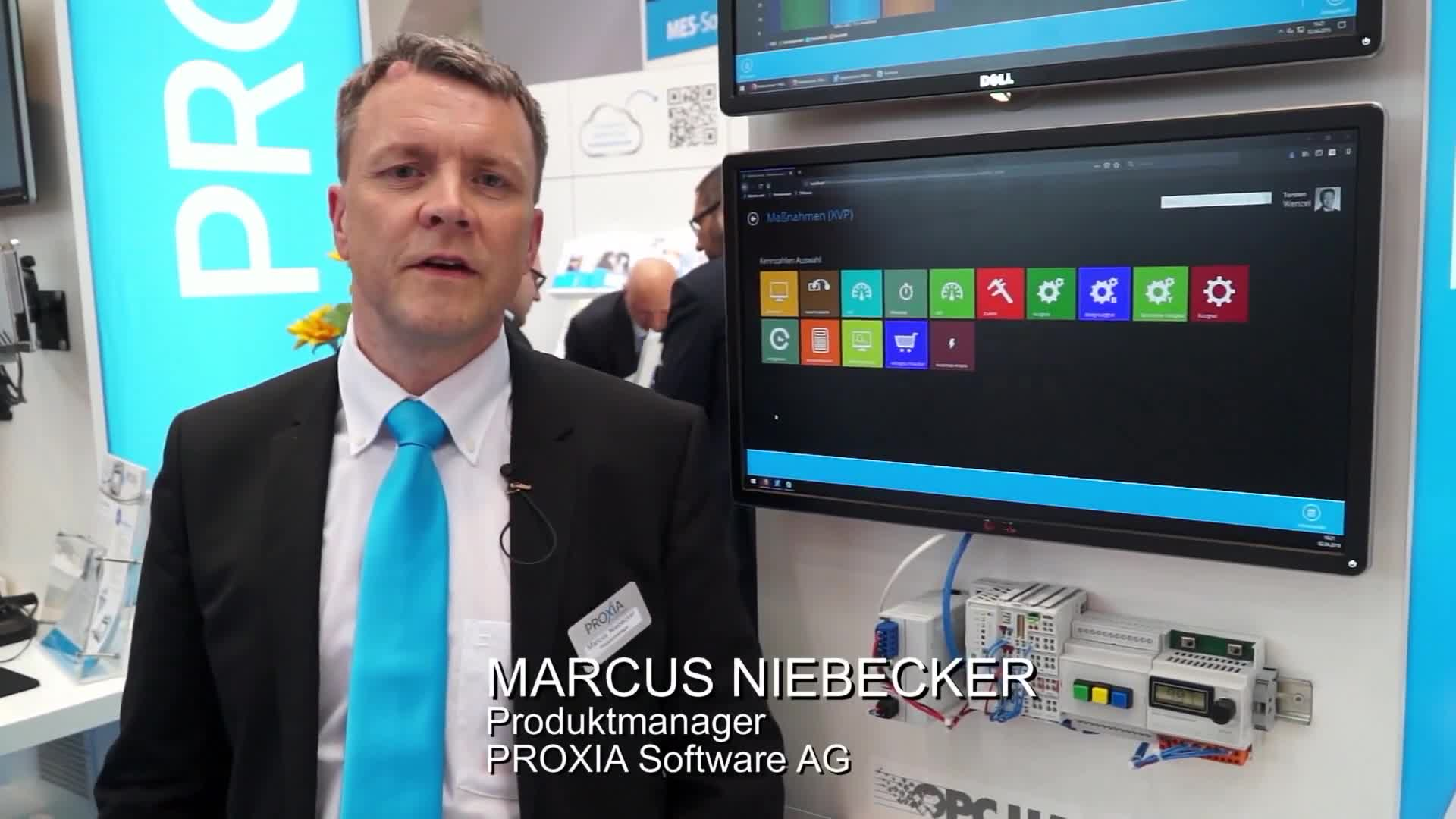 Der neue PROXIA Maßnahmen-Manager
