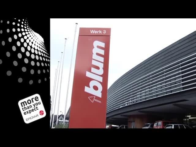 EROWA Success Story - Blum
