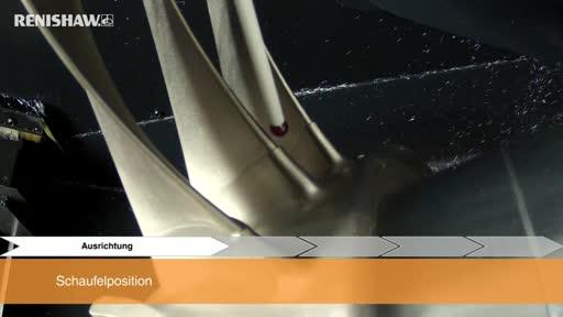 SPRINT Blade Toolkit (Messung von Turbinenschaufeln)