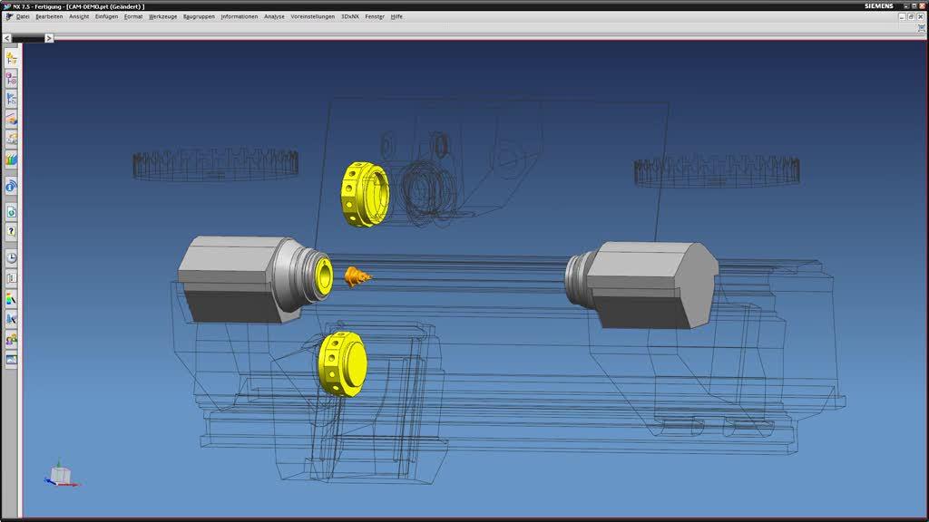 PostProzessoren - in der CAD/CAM-Kette