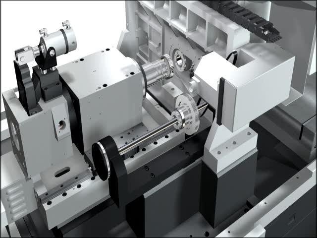 MAIER Basic Hybrid - Umbau Kurz-/Langdrehmaschine