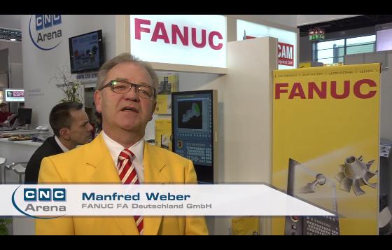 FANUC auf der METAV 2012