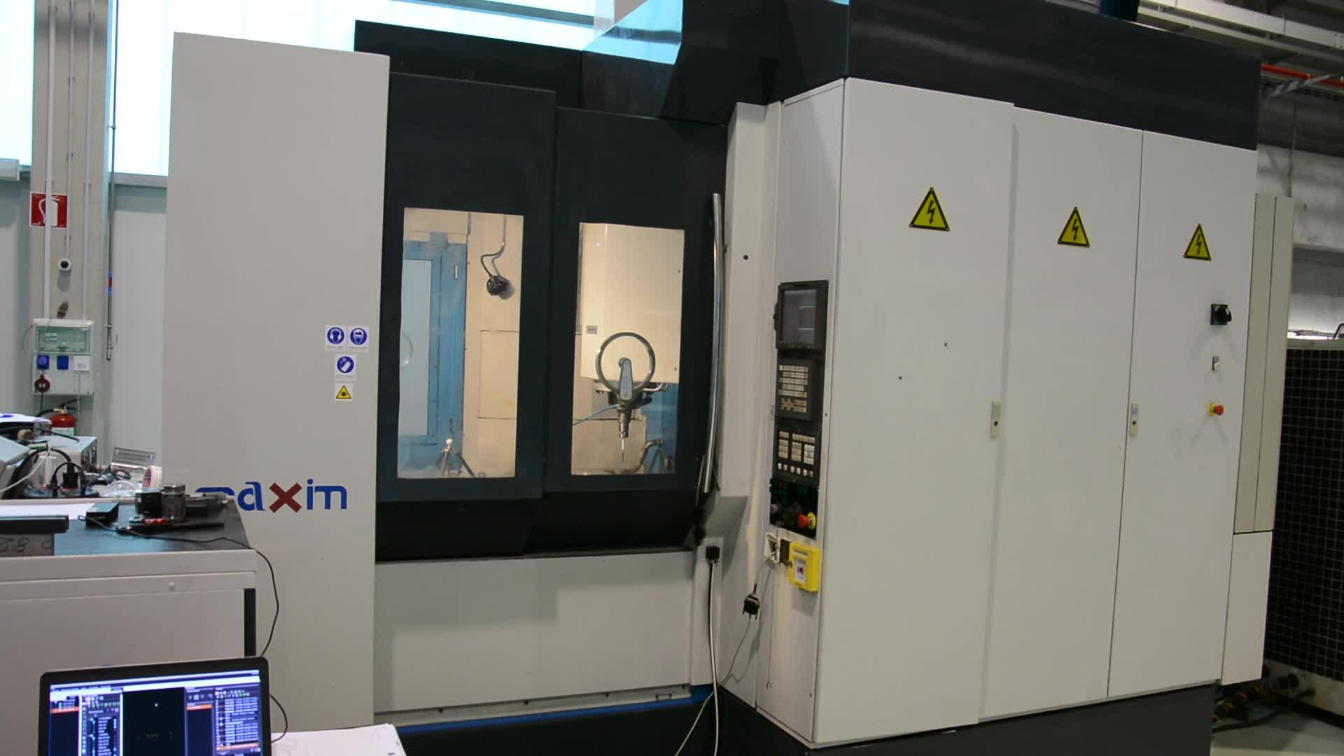 M3MH: Software metrológico para las máquinas herramientas