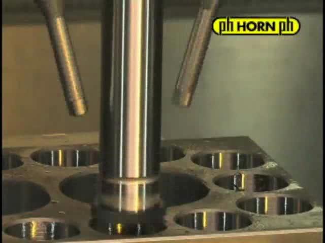 Hochleistungs-Reibwerkzeug System DR