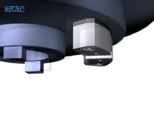 Montageanleitung: 360° Verstellung