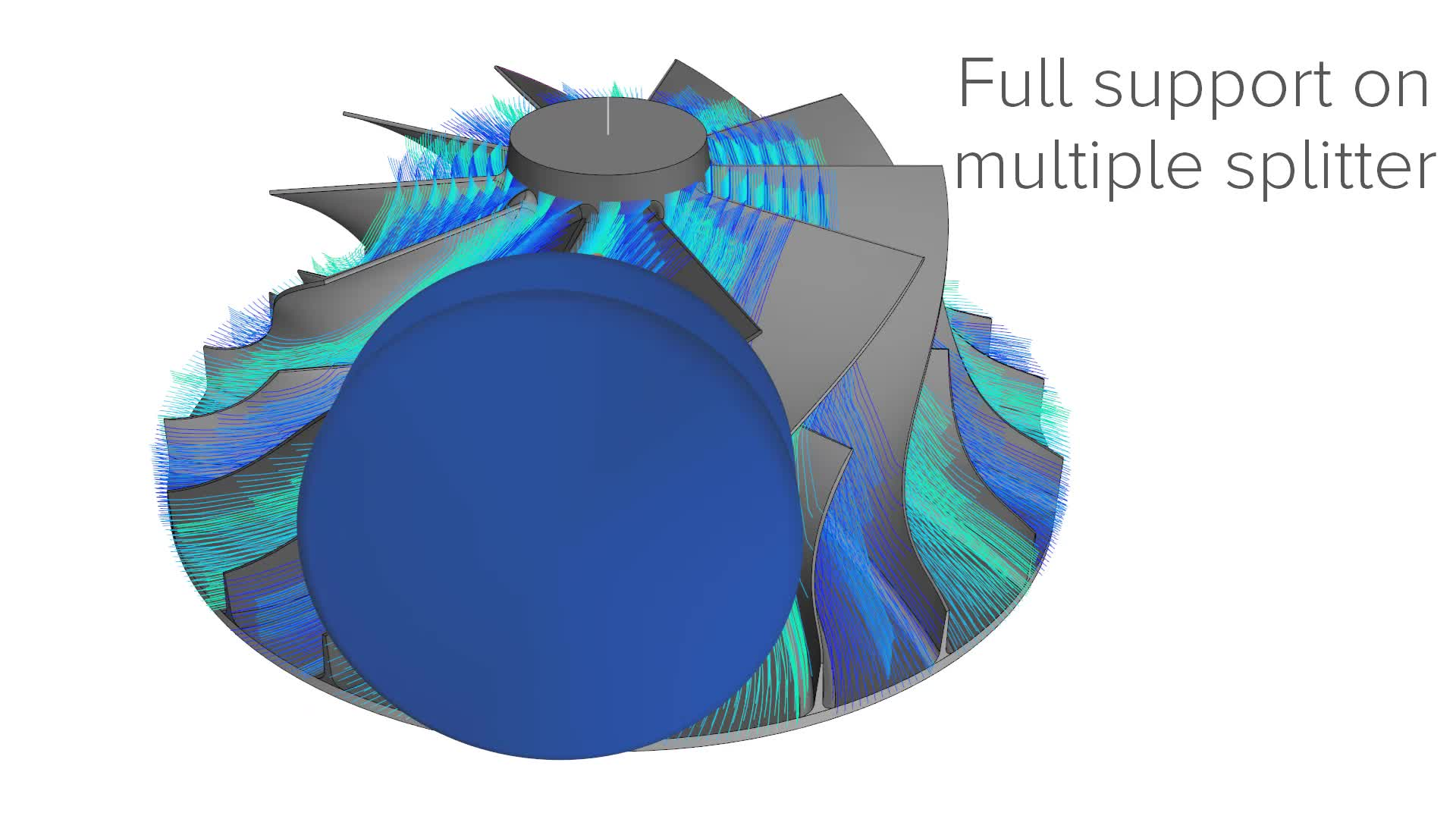 Multiblade Machining