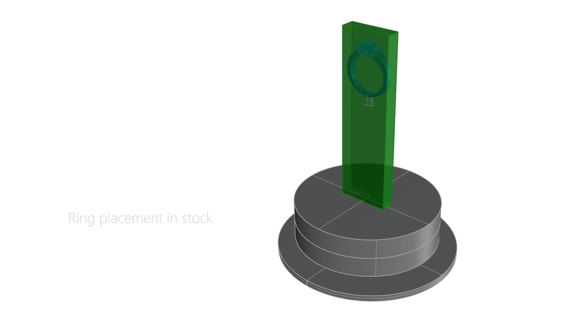 Ring Machining Wizard