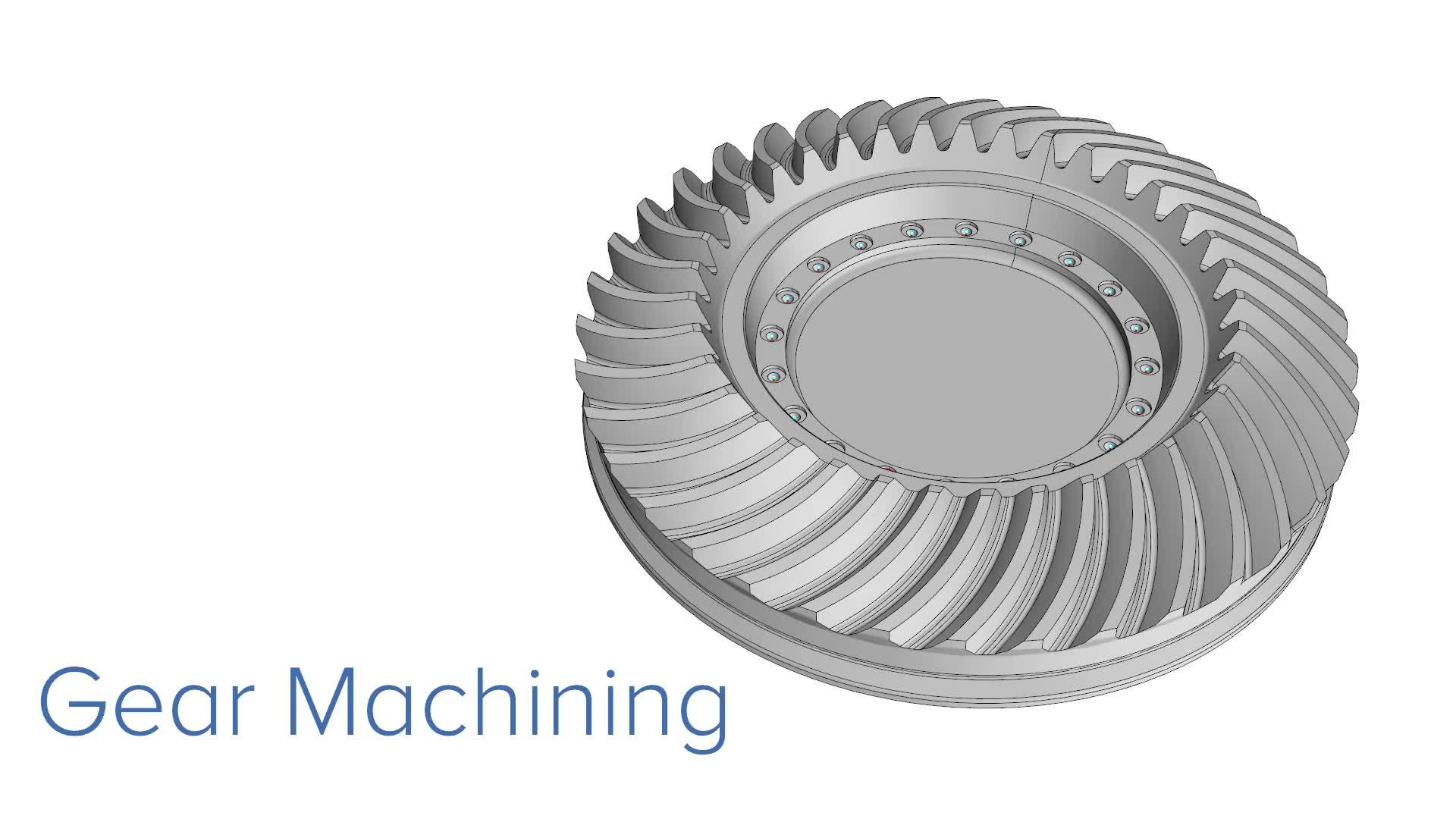 Gear Machining