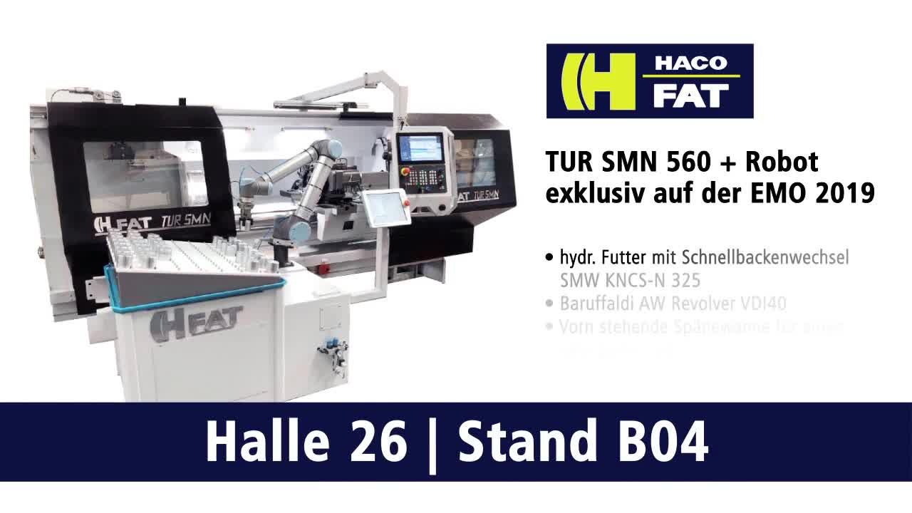 FAT/HACO TUR 560SMN
