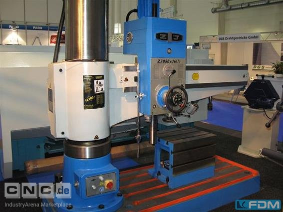 Radial Drilling Machine SALTEC Z 3063 x 20/1