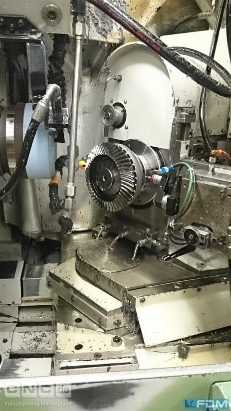Bevel Gear Grinding Machine GLEASON PHOENIX 200 G
