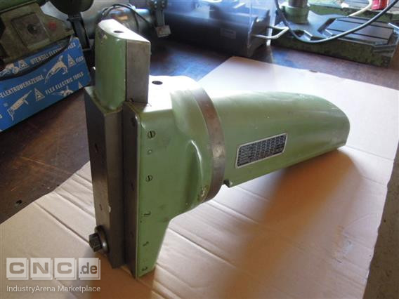 slotting attachment DECKEL