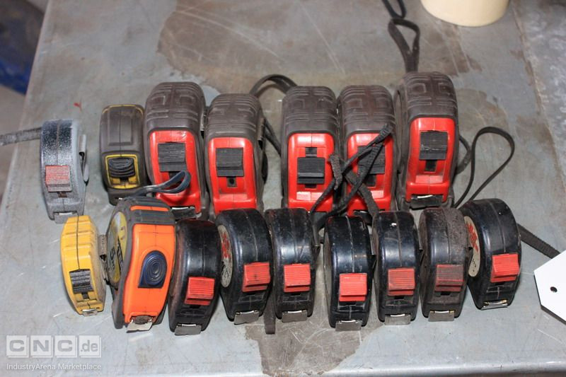 Lot of meters -