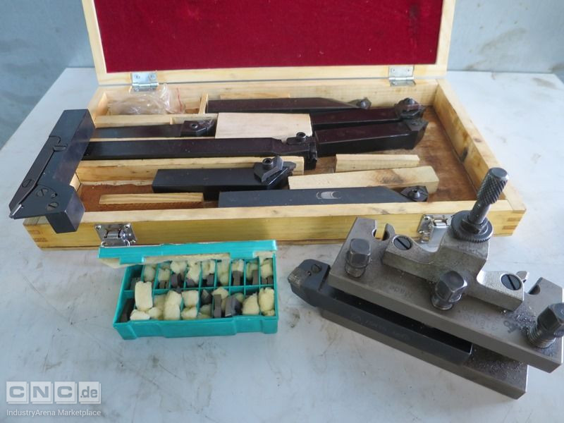 KNUTH Turning Tools Assortment KNUTH