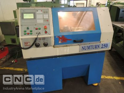 Cycles Lathe KNUTH NUMTURN 250