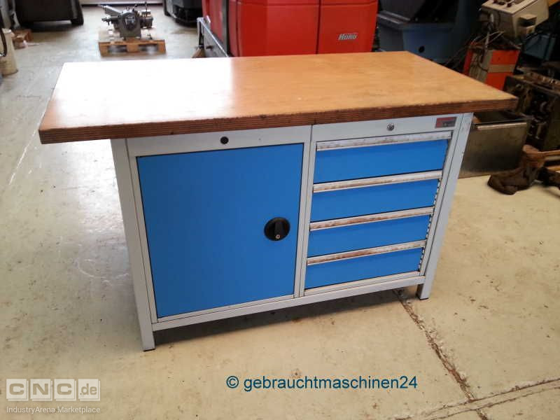 workbench used - 1.50 m