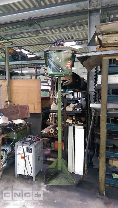 Extraction System FILTERMIST F34/8