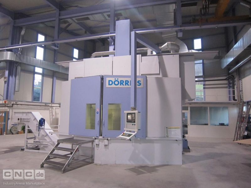 DÖRRIES SCHARMANN CONTUMAT 2 SM / VCE 2400/200