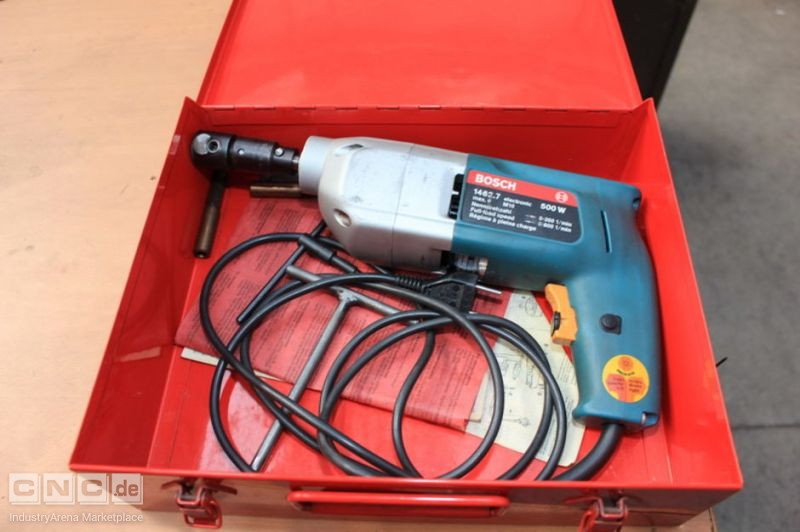 Drill and Tapping Machine BOSCH 1462.7 ELECTRONIC