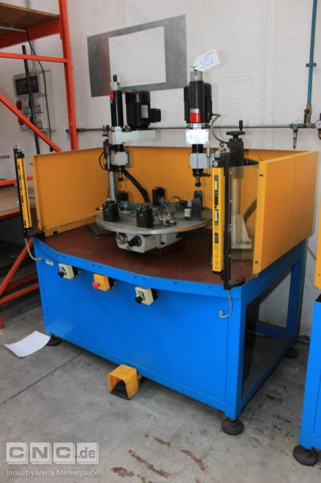 2-Spindle Drilling Unit -
