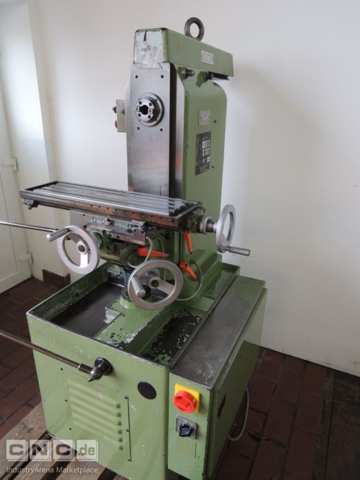 Milling machine HERMLE FWH 631