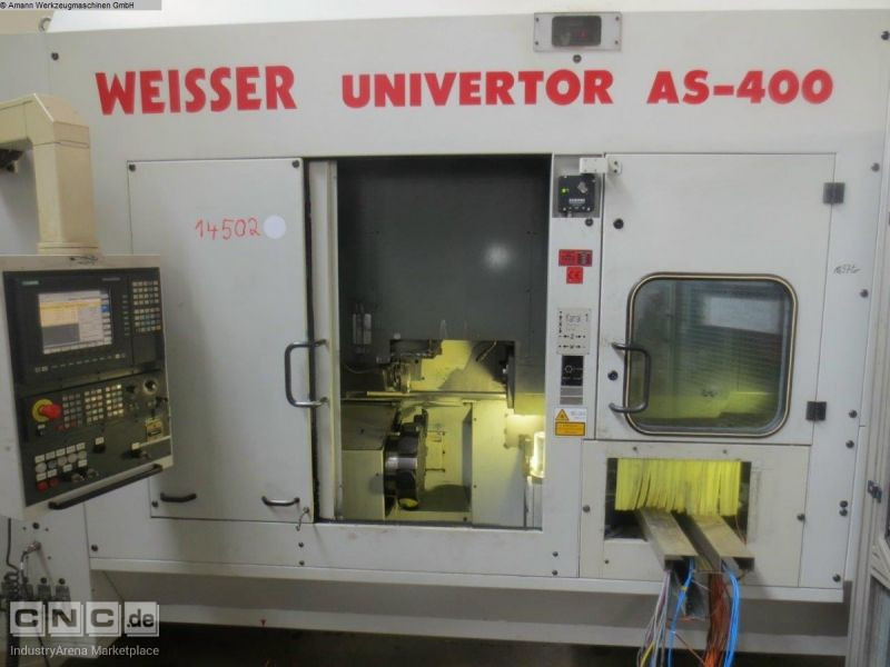 WEISSER Univertor AS-90400L
