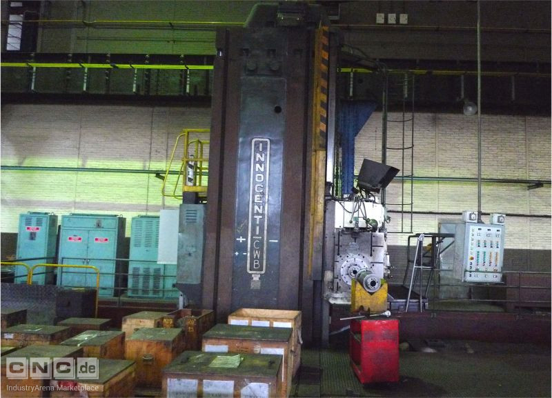 Innocenti CWB FAF 147 Floor type boring Mill