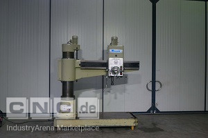 Wagner PRC 40 Radial Drilling machine