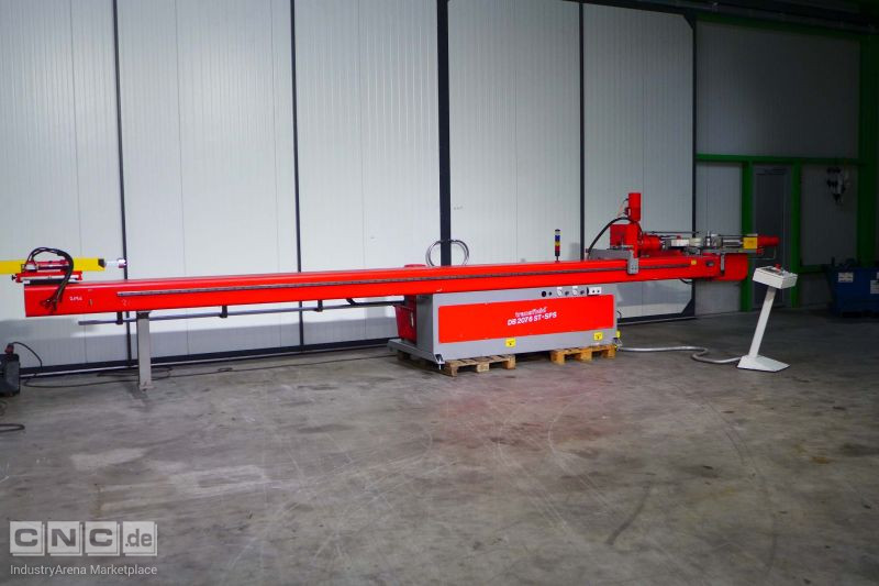 Transfluid DB 2076 ST - SPS CNC Pipe Bending machine
