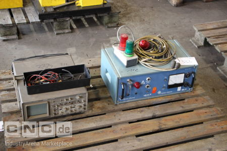 Lot of Electrical Measuring Instruments -