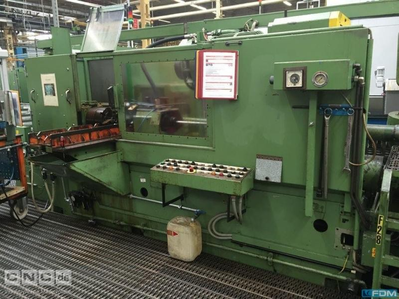 Deephole Boring Machine GILDEMEISTEBR-KNOLL M03-320-SO