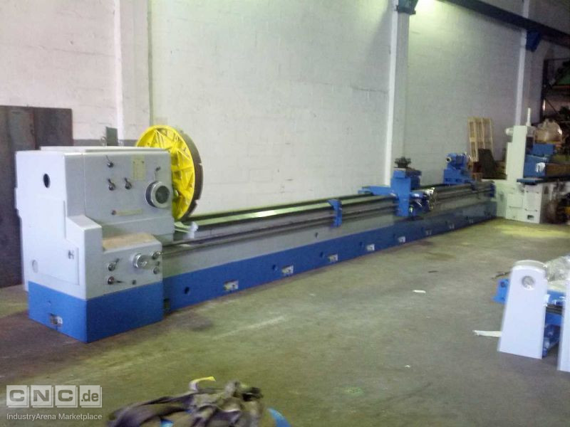 GURUTZPE SUPER A OF 8000-REBUILT LATHE