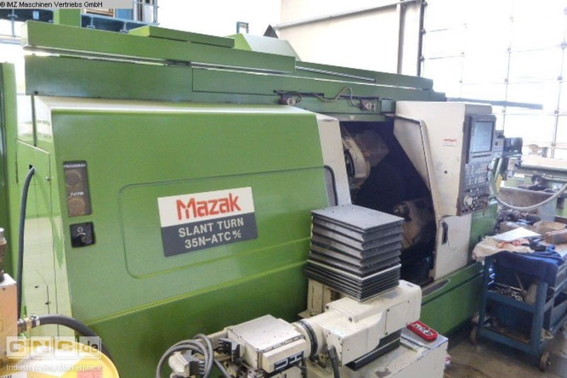 MAZAK Slant Turn 35N ATC MC