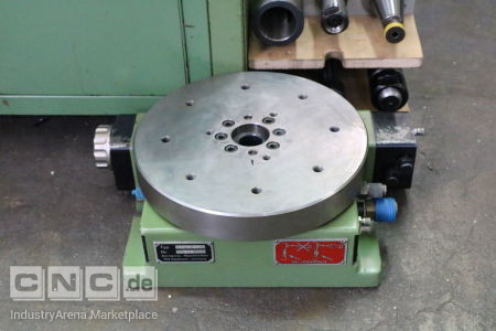 Hydraulic Rotary Table SERVOPRESS RST 3250