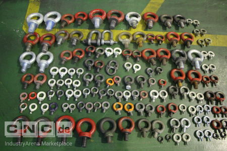 Lot of Ring Bolts -