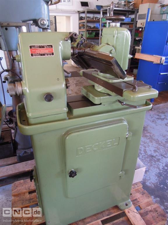 Tool and Cutter Grinder DECKEL S 1