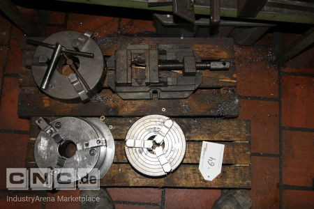Lot of Clamping Devices -
