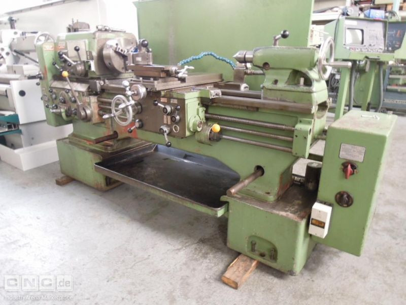 Center Lathe VDF - HEIDENREICH & HARBECK 21 R 0 x 1000