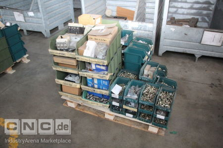 Lot of spare parts -
