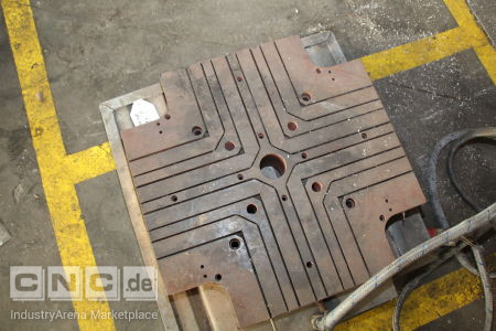 Clamping plate -