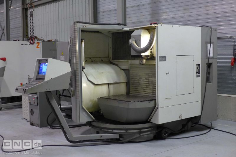 Deckel Maho DMU 60 T CNC Machining Center