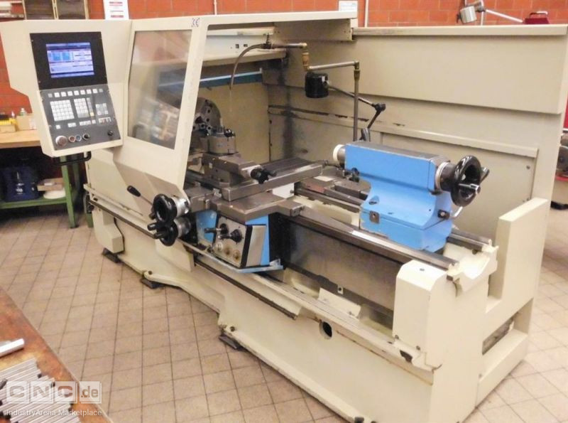 Lathe - cycle controled BOEHRINGER DUS 560