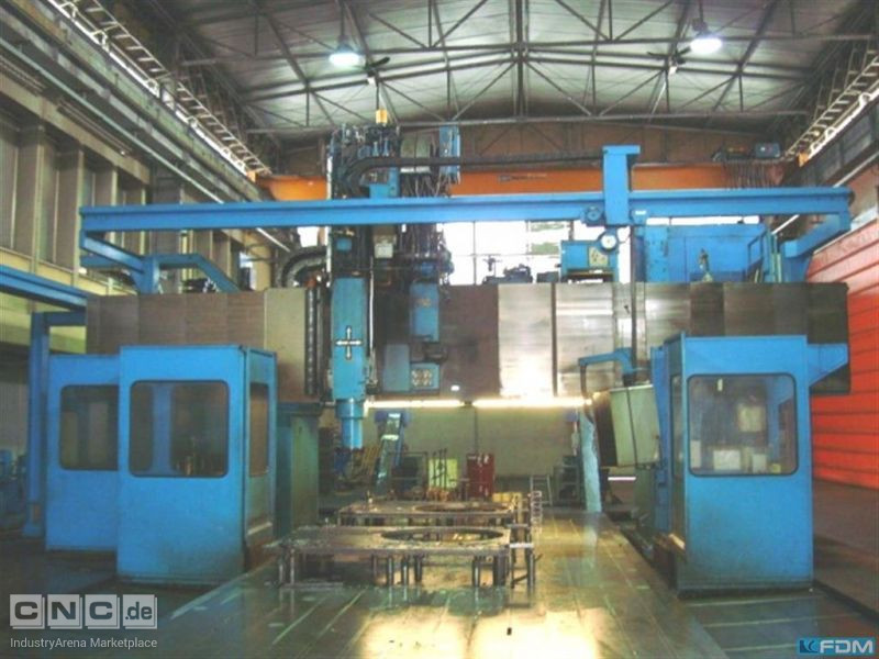 Double Column Milling M/C - Gantry Type FOREST LINE 246 TF-MH