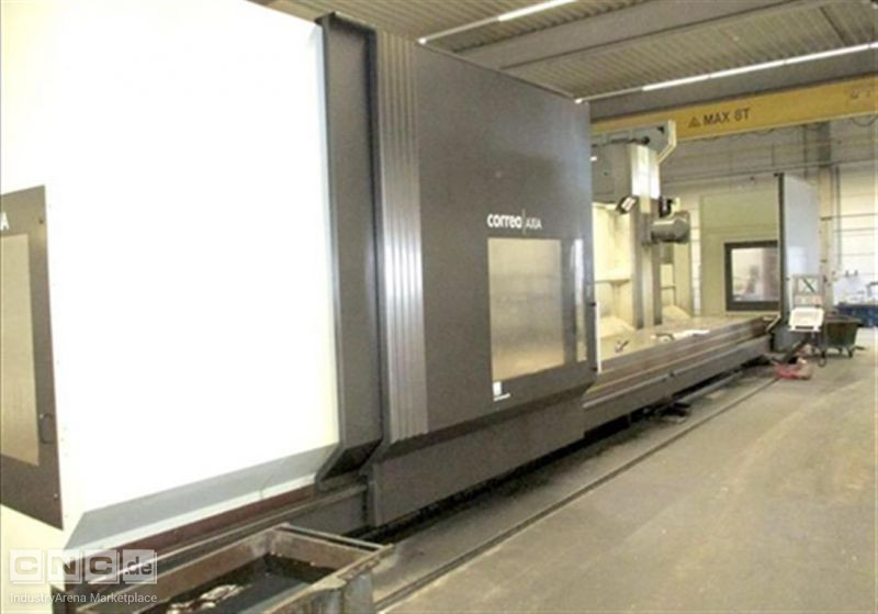 Travelling column milling machine CORREA Axia L100