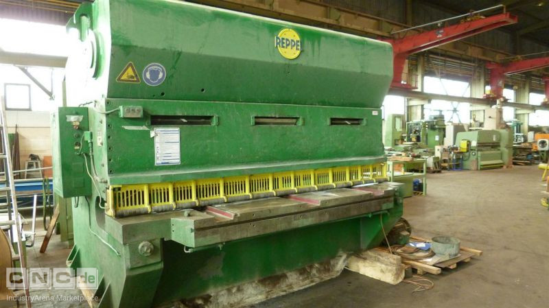 Plate Shear - Mechanical REPPEL T025-14