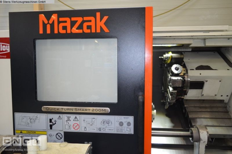 MAZAK Quick Turn Smart 200 M