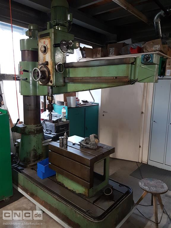Radial Drilling Machine BERGONZI LP 1250